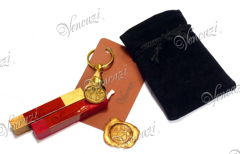 """""""GIFT"""" - Key Ring Style Seal Velveteen Bag Set (+FREE GIFT!!!)"""