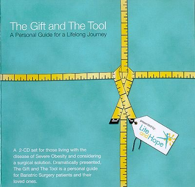 2 CD SET:  THE GIFT & THE TOOL - BARIATRIC SURGERY