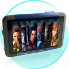4GB MP4/MP3 Player with 3 inch LCD - Pocket-sized Portable Media
