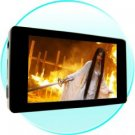 Glossy Black Super Style 3 Inch LCD MP4 Player-4GB