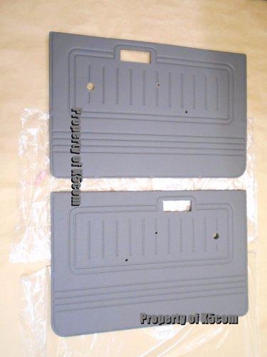 1974-1984 FJ40 BJ40 INNER DOOR TRIM BOARD SET LH+ RH JDM TOYOTA LAND CRUISER
