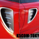 OEM JDM TOYOTA MRS MR2 SPIDER QUARTER PANEL AIR INLET GARNISH SET R-L SET ZZW30