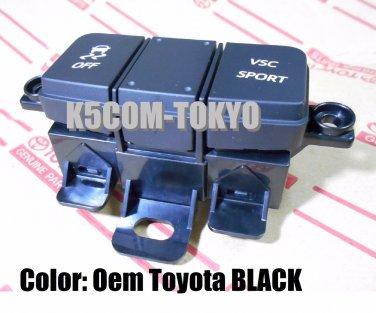 OEM JDM TOYOTA 86 RC EDITION BLACK CENTER CONSOLE SWITCH GT86 SCION FRS BRZ OEM