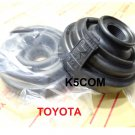 2x Oem TOYOTA Head Lamp Cover Rubber fits AE86 COROLLA LEVIN LEVIN 81139-20730