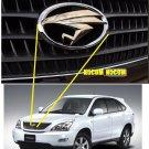 NEW Oem Front Gold Eagle Emblem HARRIER JdmLEXUS RX RX300 RX330 RX350 Genuine
