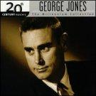 George Jones - 20th Century Masters - The Millennium Collection: The Best of George Jones
