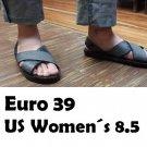Bolivian Abarcas (Euro 39, US Women´s 8.5)