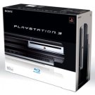 Sony Playstation 3 PS3 - 60GB Premium Video Game System (Japan's Version)