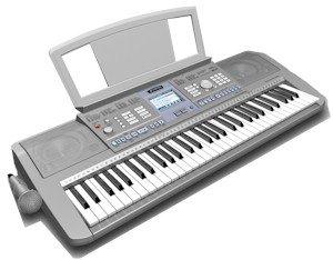 Yamaha PSR-K1 61-Key Karaoke Keyboard