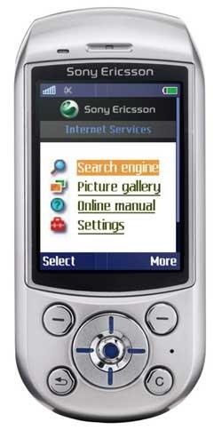 "Sony Ericsson S700c ""Twister"" Mobile Cellular Phone (Unlocked)"
