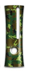 Army Camouflage Face Plate for Xbox 360