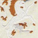 Unicorn Heraldic Supporter