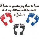 3 John 4 Parents' Sampler