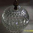 EAPC (Early American Pattern Cut Glass) Powder Jar