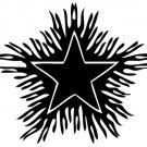 Stars Vinyl Decal Car Sticker - Stars 13