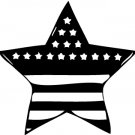 Stars Vinyl Decal Car Sticker - Stars 5