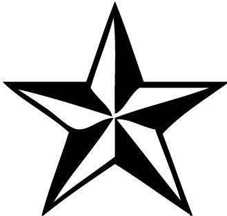 Stars Vinyl Decal Car Sticker - Stars 4