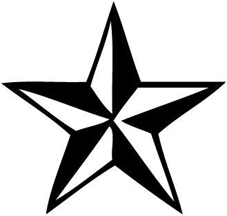 Stars Vinyl Decal Car Sticker - Stars 3