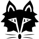 Stars Vinyl Decal Car Sticker - animal