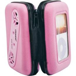 I.Sound Pink Audio Vault Portable Stereo Speakers