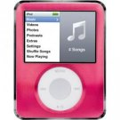 iluv Pink Hard Case For iPod® nano 3G