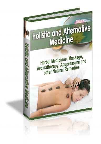 Holisitc And Alternative Medicine - ebook