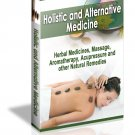 Holisitc And Alternative Medicine - ebook