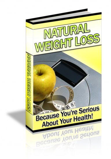 Natural Weight Loss - ebook