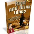 Food and Drink Ideas - ebook