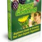 Organic Gardening - ebook
