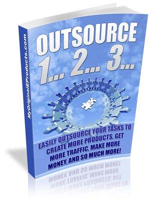 Outsource 1 2 3 - ebook - ebook