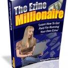 The Ezine Millionaire - ebook