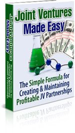 Joint Ventures Made Easy - ebook