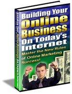 Building Your Online Business - ebook
