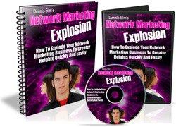 Network Marketing Explosion - ebook