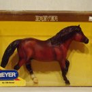 Breyer model horse #1238 Donner - Cross Bred Pony, traditional scale, new in box