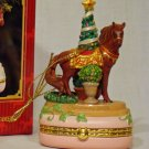 Breyer model horse #700339 Arabian Jewel Keepsake Ornament, new in box