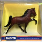 Breyer model horse #704 Bay Tennessee Walking Horse, traditional scale, new in box