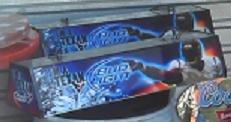 Bud Light and Texans Pool Table Lights.....2 of them