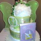 DELUXE PRINCESS DIAPER CAKE