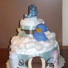 RUB A DUB DIAPER CAKE