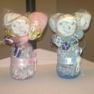 BABY WASHCLOTH BOUQUETS