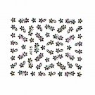 3D Nail Art Decoration Sticker Decal Manicure Floral (NA106)