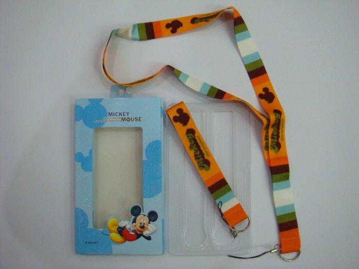 NEW Disney Mickey Lanyard Phone and Neck Straps