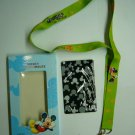 NEW Disney Minnie Lanyard Neck Straps with Card Holder