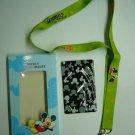 NEW Disney Minnie Lanyard Neck Straps with Card Holder