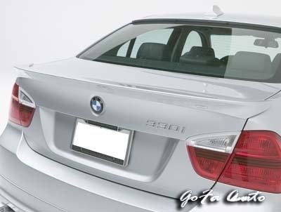 06 07 08 AC STYLE BMW E90 SEDAN TRUNK SPOILER 325i 330i-E90AClip004-FRA6