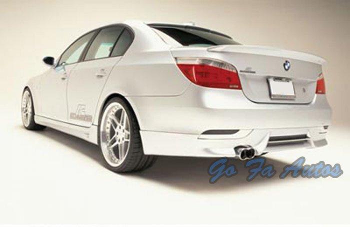 04 05 06 07 08 BMW E60 AC Trunk FRP Spoiler 530 545 M5-E60AClip004-FRA2