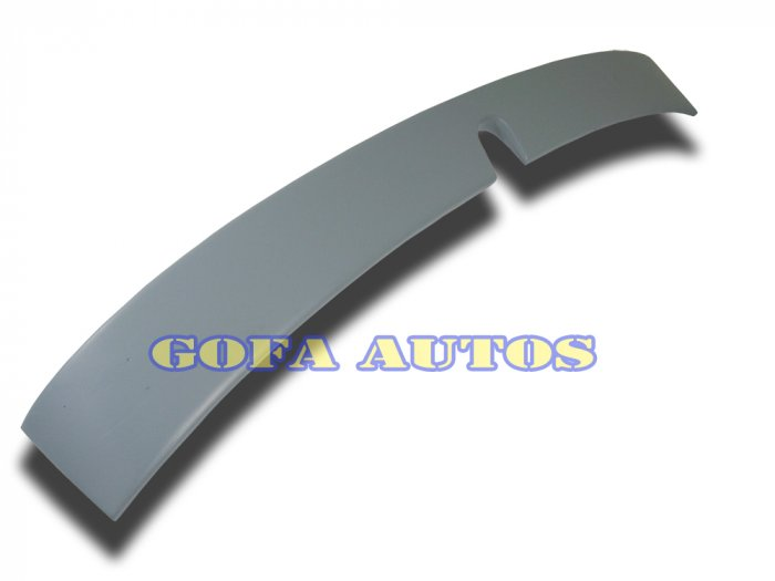 01~07 Mercedes Benz C Class L Style W203 Roof Spoiler-FRB4
