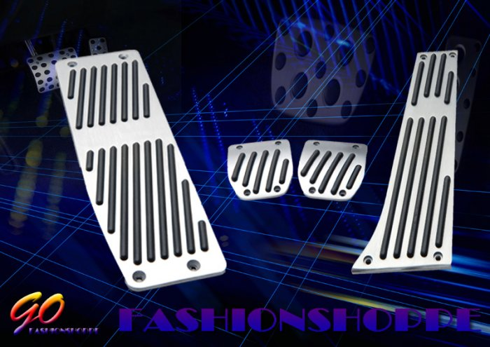 BMW MT LHD Pedal Set E39 525i 528i 530i 535i 540i M5 A5